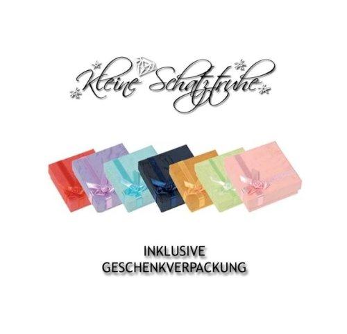 Elegante Edelstein Kette / Kollier mit Tigerauge, Rosenquarz, Jade, Lapislazuli, Karneol und Bali Perlen, Sterling Silber (N16)