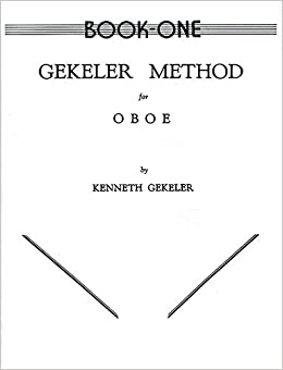 ~FB2~ Gekeler Method For Oboe, Bk 1. payments support download badly formally
