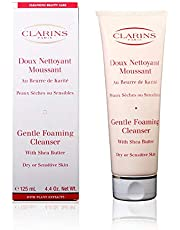 Clarins Gentle Foaming Cleanser with Cottonseed for Unisex