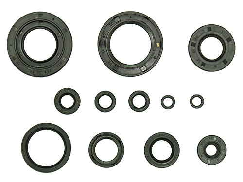 Outlaw Racing OR3529 Engine Oil Seal Kit Yamaha YZ250 1999-2008 Motorcycle Dirtbike MXC Outlaw Racing Products