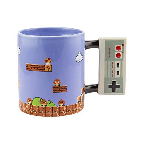 Paladone Nintendo NES Controller Coffee Mug – Ceramic – 300ml