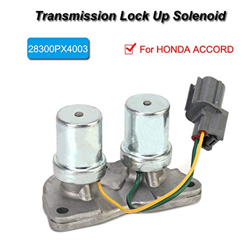 OEM 28300-PX4-003 Transmission Lock-up Solenoid Shift Solenoid Assembly For Honda Accord 4 Cylinder