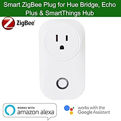 Control US/CA 3A Smart ZigBee 3 0 Plug / Outlet with
