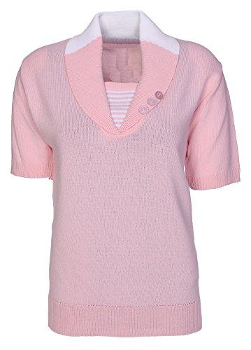 Lets Shop Shop - Jerséi - para mujer rosa pastel