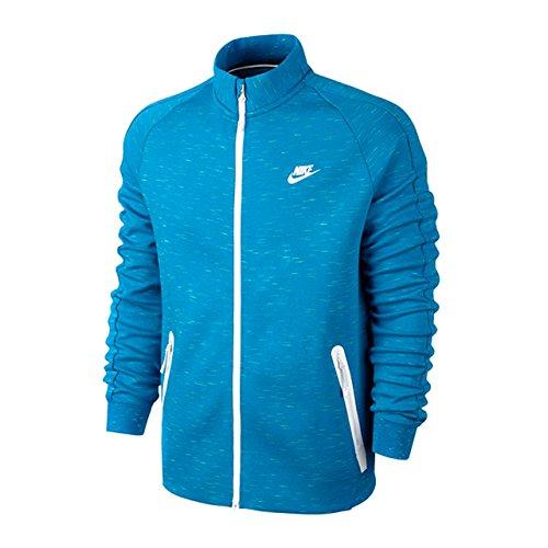 Nike indigo Force Force Sportswear Femme university Indigo shirt T Red T Logo rrwFq7f