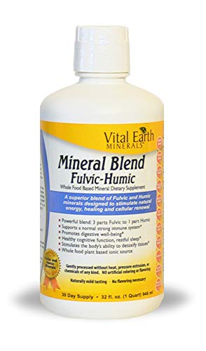 Vital Earth Minerals Mineral