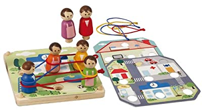 Plantoys Daily Activity Play from Plan Toys