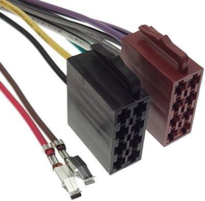 su DIN ISO compatibile con BMW Serie 5 E39 E61 E60 Adattatore antenna radio per auto FAKRA Z m