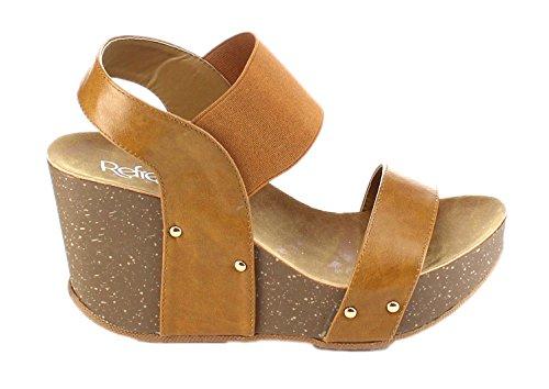 Sandals 10 Mara Wedges Refresh Tan qHwZR6C