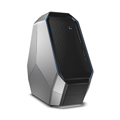 Alienware Area-51 R2 Intel Core i7-5820K X6 3.3GHz 16GB 2TB + 128GB, Silver (Certified Refurbished) Alienware Area 51 Desktop