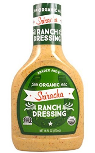 Trader Joe's Organic Sriracha Ranch Dressing