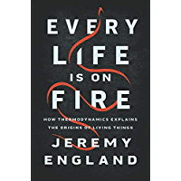 Every Life Is on Fire: How Thermodynamics Explains the Origins of Living Things (English Edition)
