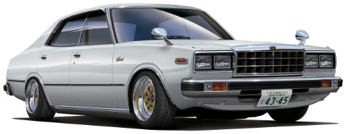 Id169 1 24 Nissan Laurel Hardtop 2000 Medalist  C230 Later  By Fujimi