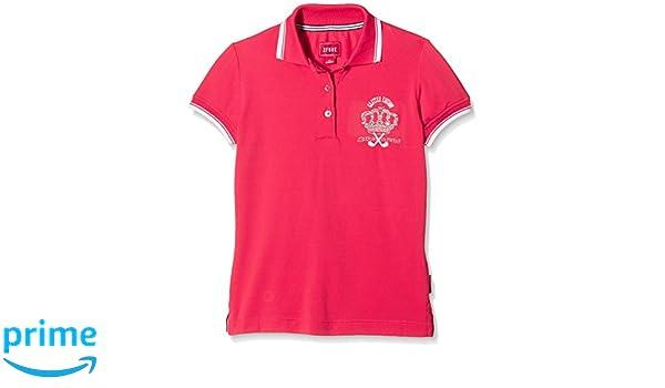 c5d6dfc2c8b XFORE Camiseta Polo de Golf Técnica Bordado Para Niñas, Belinda, EN Color  Fucsia: Amazon.es: Ropa y accesorios