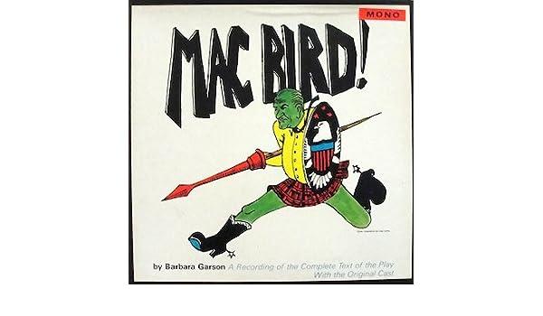 Barbara Garson - Mac Bird by Barbara Garson (2 Lp Box Set w ...