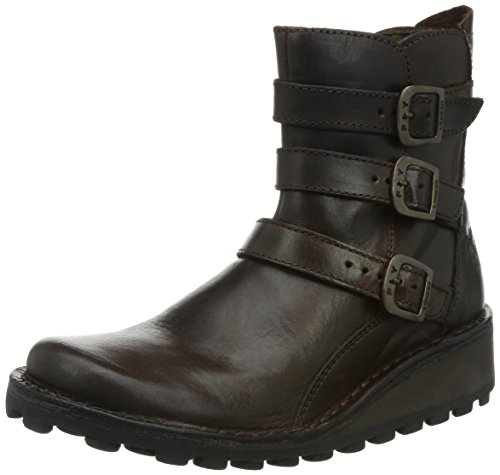 London FLY Damen Myso Stiefel Kurzschaft UnBqRd