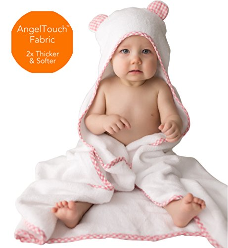 Review Premium Hooded Baby Girl