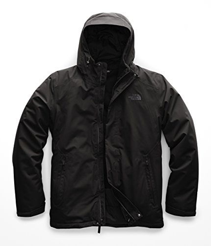 The North Face Men's Inlux Insulated Jacket TNF Black X-Large (North The Coat Insulated Face)
