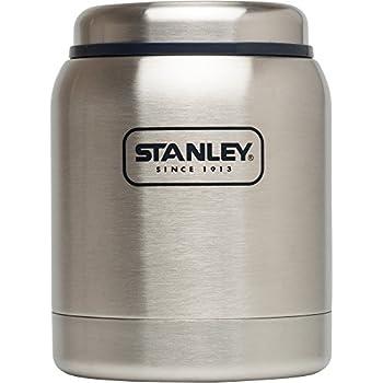 Stanley 10-01610-002 Adventure Food Jar, Stainless Steel, 14 oz