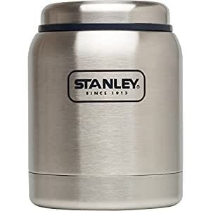 Stanley Adventure Food Jar, Stainless Steel, 14 oz
