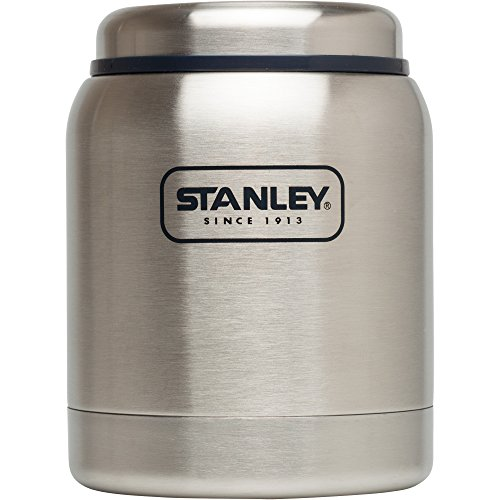 Stanley 10-01610-002 Adventure Food Jar, Stainless Steel, 14 (Soup Thermos)