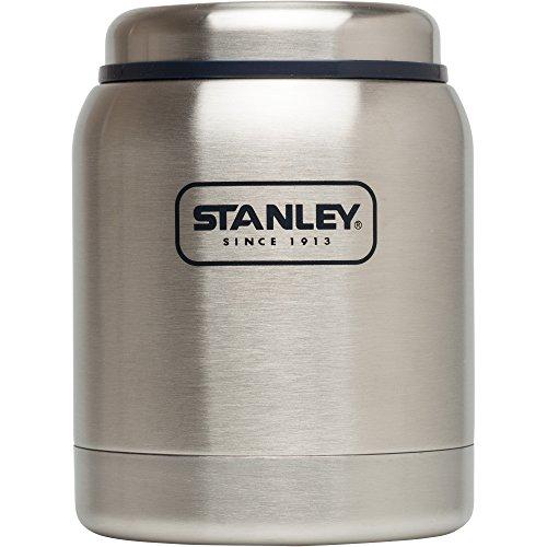 Stanley Adventure Food Jar, Stainless Steel, 14 oz Thermos Food Jar