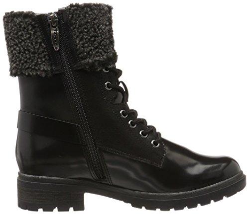 Femme Black Bottes Tamaris Lack 26204 Noir H6TTqvx