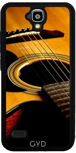 Funda de silicona para Huawei Y560 - Guitarra by J McCool