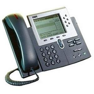 Cisco CP-7960G-RF Unified IP Phone with Built-in Headset Port by Cisco