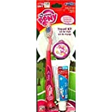 My Little Pony Toothbrush Travel Kit Incl: Toothpaste and Cap