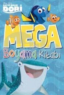 Disney Kayip Balik Dori Mega Boyama Kitabi Collective