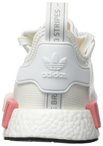 Mujer Colores Pink F17 r1 Icey de Varios Adidas W Deporte Ftwr Ftwr NMD para Zapatillas White White FwFqAgp