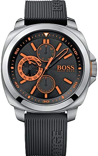 f8df9215a0a Hugo Boss Watch Hugo Boss Orange Mod.Brisbane  Boss Orange  Amazon.es   Relojes