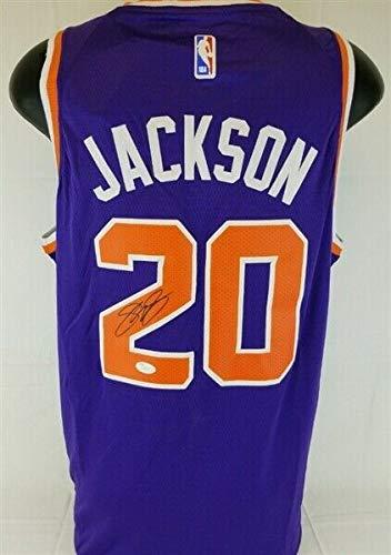 new product 4a336 4f28c Josh Jackson Autographed Signed Memorabilia Phoenix Suns ...