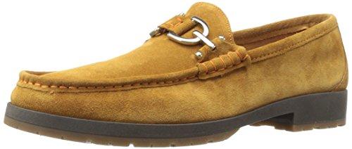 Donald J Pliner Men's Lelio-02 Slip-On Loafer - Saddle Su...