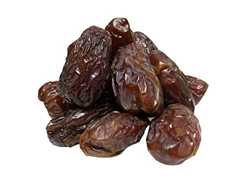 NUTS U.S. - Medjool Dates, JUMBO!!! (1 LB)