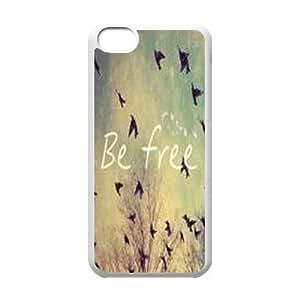 LINMM58281Be Free Bird Custom Case for iphone 5/5s, Personalized Be Free Bird CaseMEIMEI