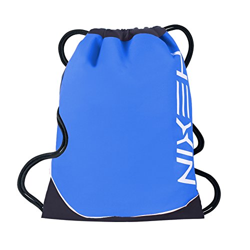 HEXIN Foldable PE Sports Backpack for Travel Training Home Storage Use