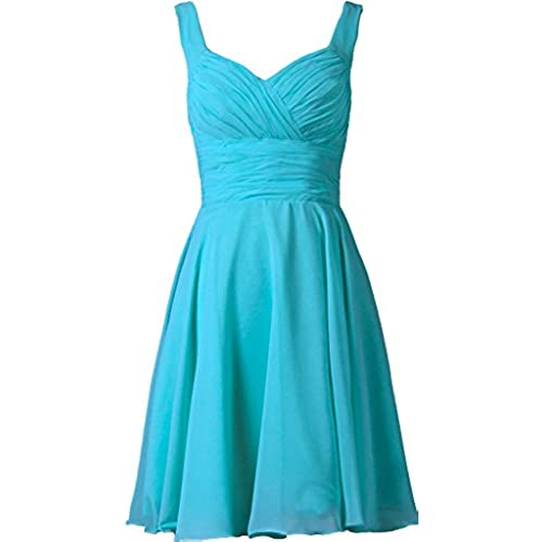 Blue Turquoise Bridesmaid Dresses: Amazon.com