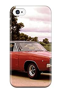 Forever Collectibles Dodge Hard Snap-on Iphone 4/4s Case by Maris's Diary