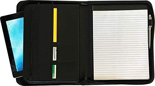 Officewerks Business Padfolio Portfolio Wrap Around