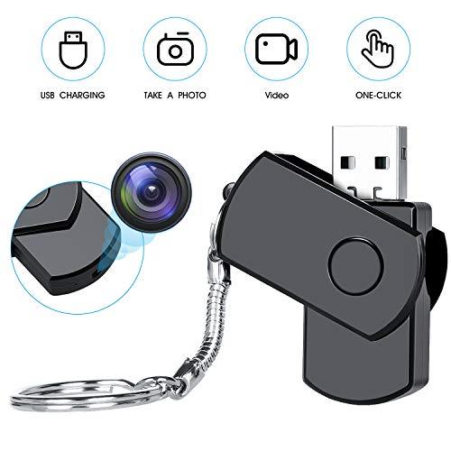🥇 Hidden Camera Wireless Mini Spy USB Cam