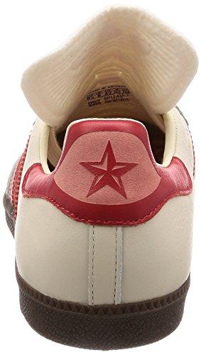 Adidas OG Creme Classic Beige Samba Red White fqErf