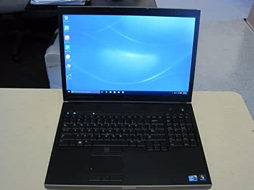 Dell Precision M6500 Core i7 1.73GHz 4GB 500GB DVDRW 64bit Windows 7 Premium