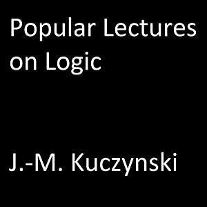 Popular Lectures on Logic Audiobook