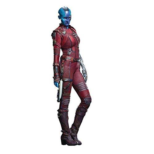 Karen Gillan as Nebula Holding Weapon Down Guardians of the Galaxy 8 x 10 Inch Photo