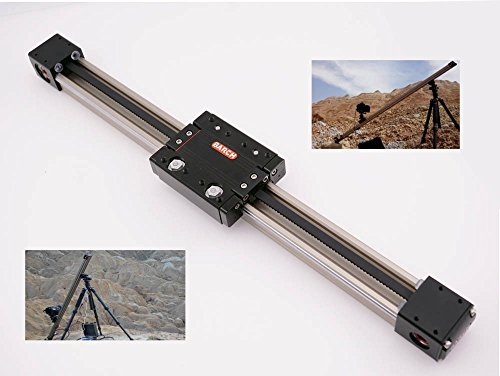 Belt drive guide actuator linear stage ()