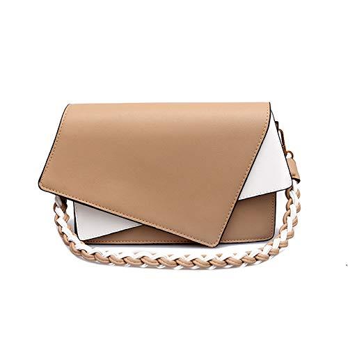 Flap Bandoulière Femme À Sac En Bags Casual Pour Mesdames Sacs Wwddvh Messenger Cuir brown24x16x7cm Fille q07fFx
