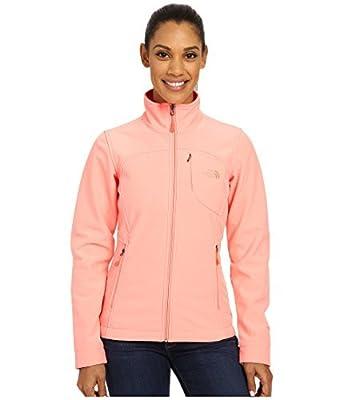 The North Face Women's Apex Bionic Jacket Neon Peach (Prior Season) Small