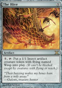 (Magic: the Gathering - The Hive (324/383) - Tenth Edition)